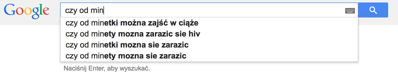 Kto używa Google?