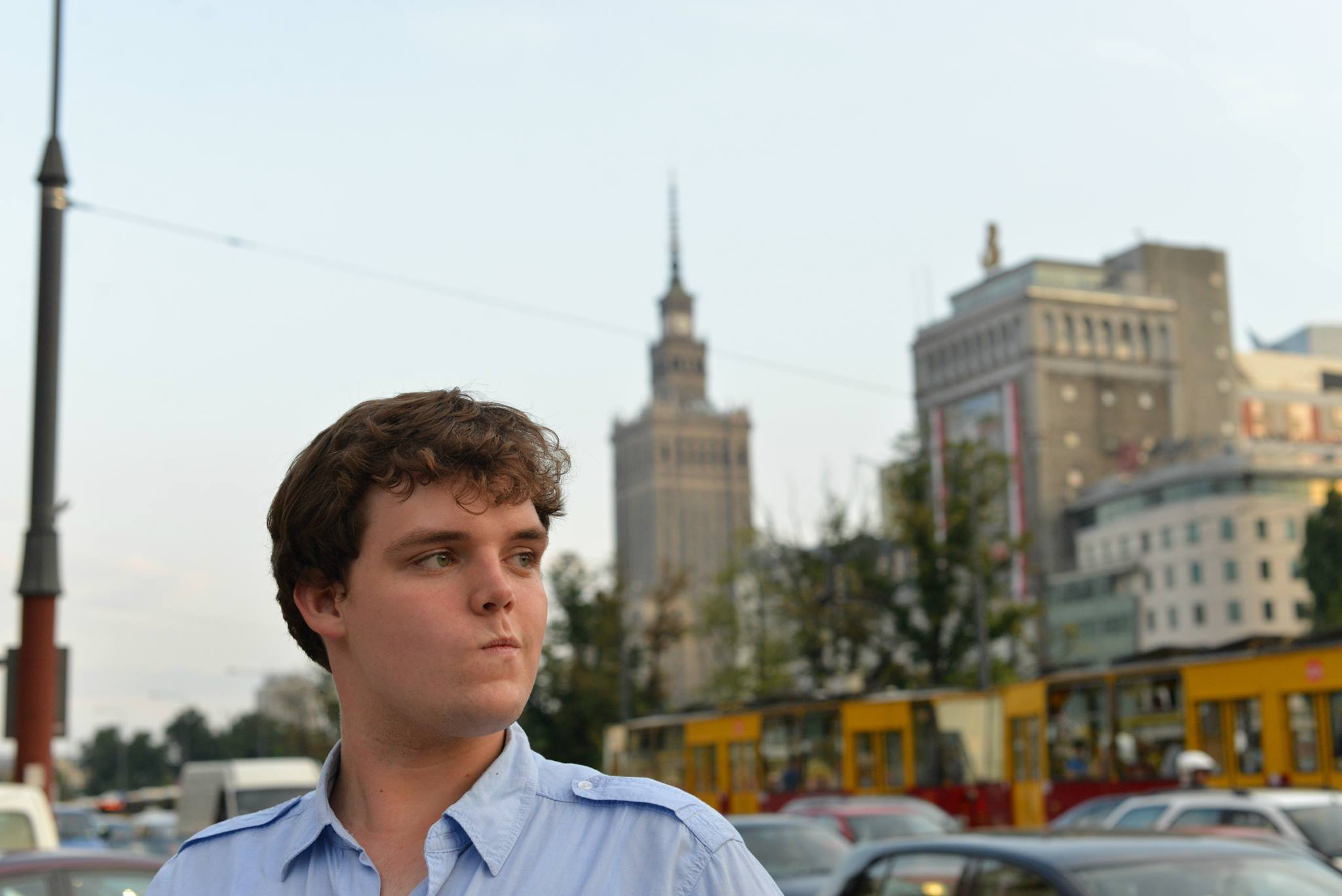 15 pytań do Andrzeja Tucholskiego
