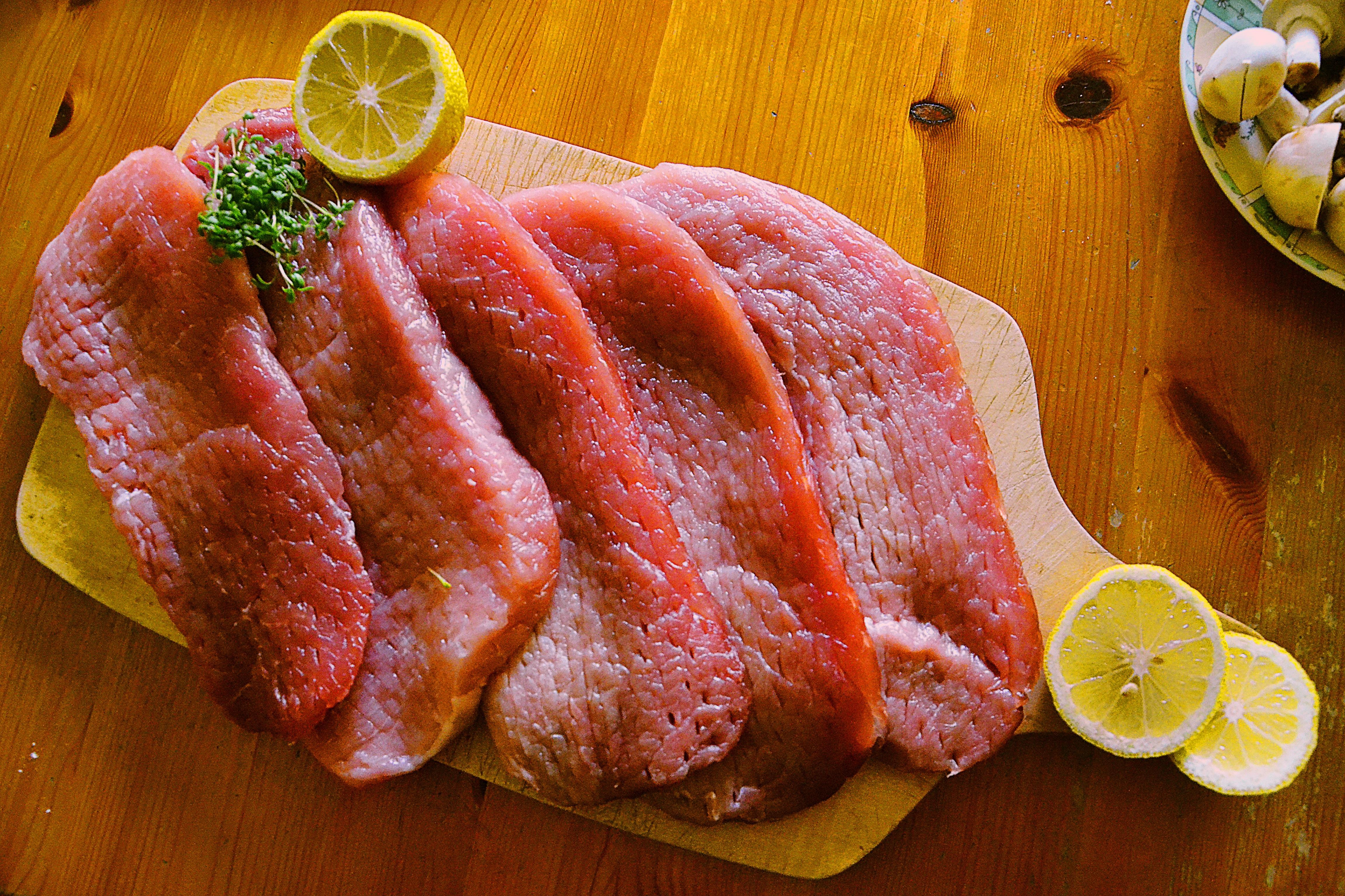 Zjadłam mięso po latach wegetarianizmu