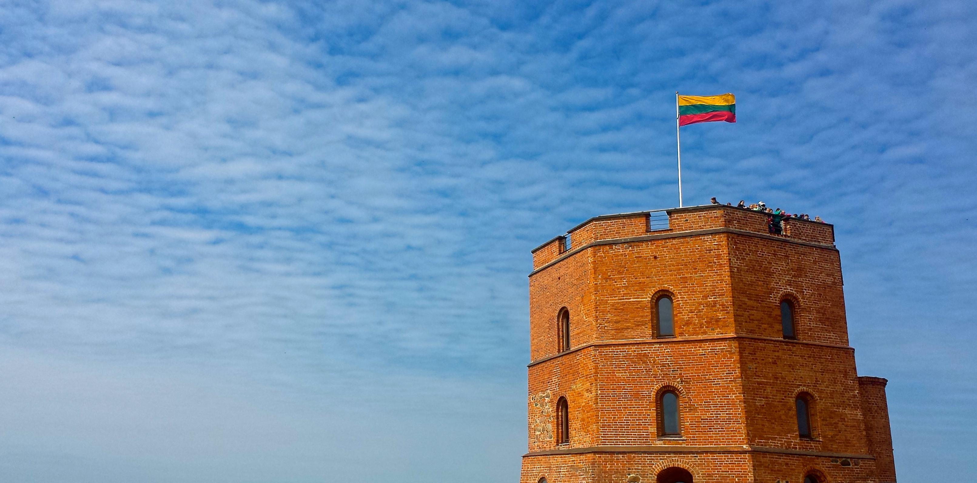 Dwadzieścia cztery godziny w Wilnie