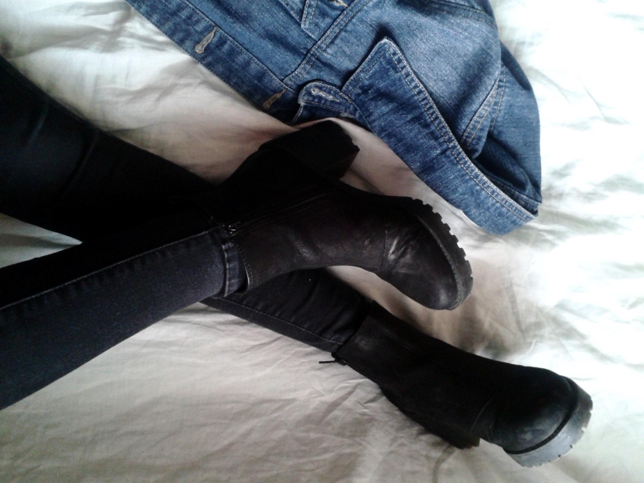 buty ładne zdjęcie nogi