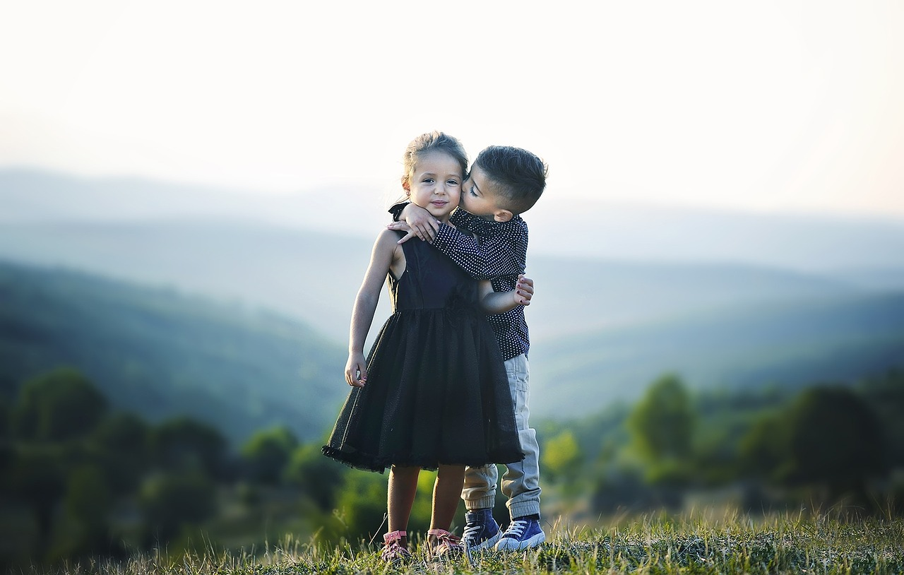 dzieci miłość bezinteresowność